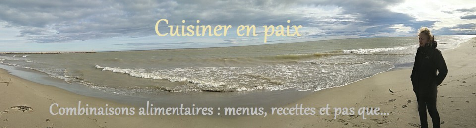 Cuisiner en paix