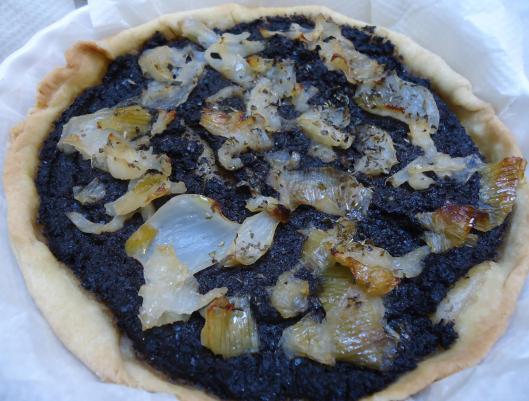 tarte-olive