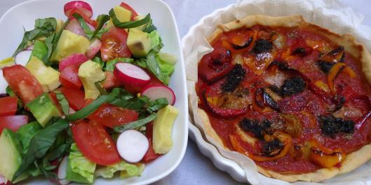 tarte-salade