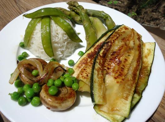 riz-thaï-légumes-plancha
