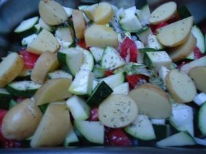 légumes-cuisson-four
