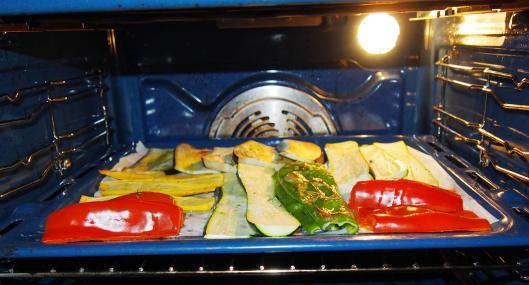 cuisson-four-légumes
