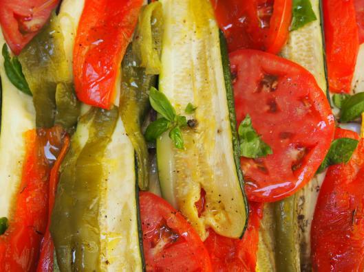 salade-tomate-aubergine-poivron-courgette