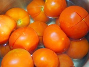 tomate-émondée