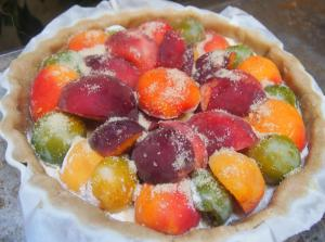 tarte-végan-fruits