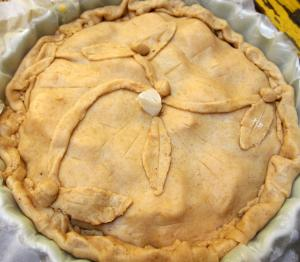tourte-végan-fruits