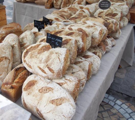 pain-marché bio-Narbonne