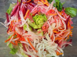 légumes-salade