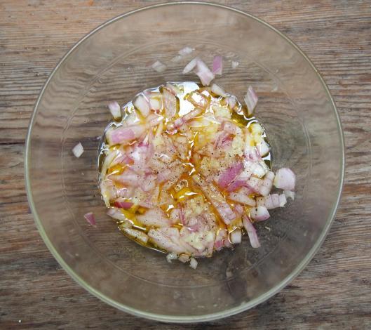 oignon-ail-marinade-citron