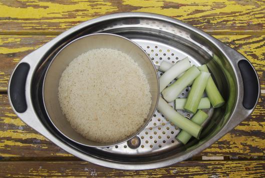 riz-poireau-cuisson-vapeur