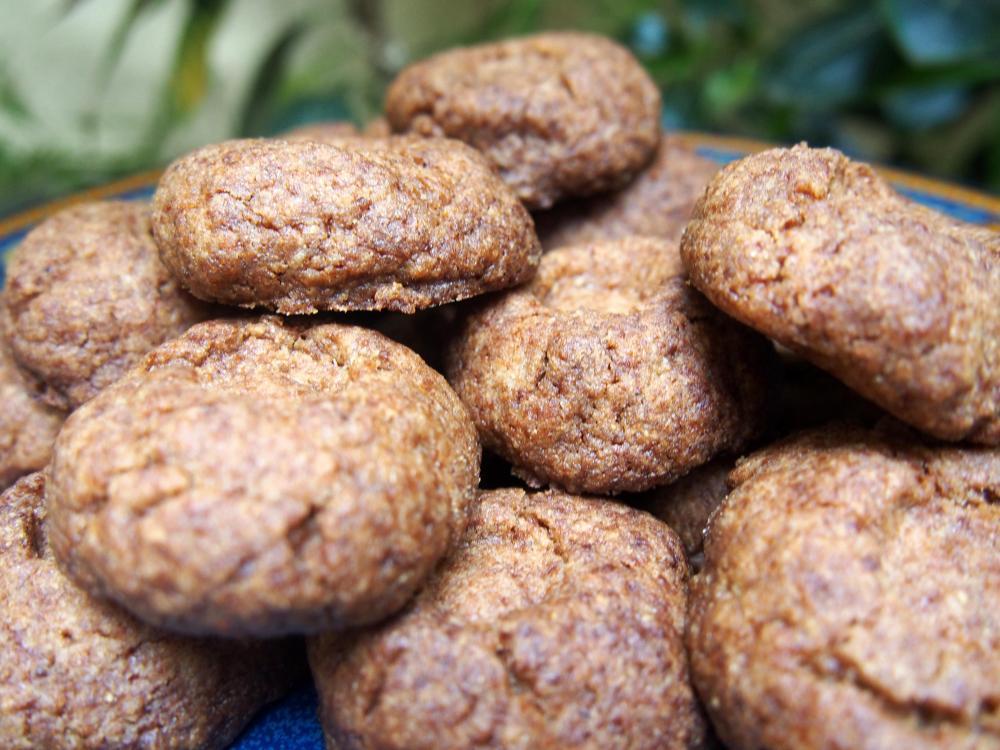 Biscuits mantécaos de Marie Chioca et merci les Gourmands disent... (1/6)