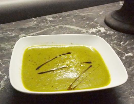 soupe-carotte-pak choï-poireau