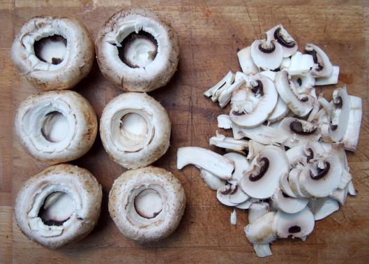 champignons émincés-végan-sans gluten