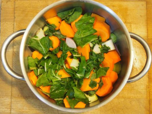 soupe-légumes-végan-sans gluten-combinaisons alimentaires