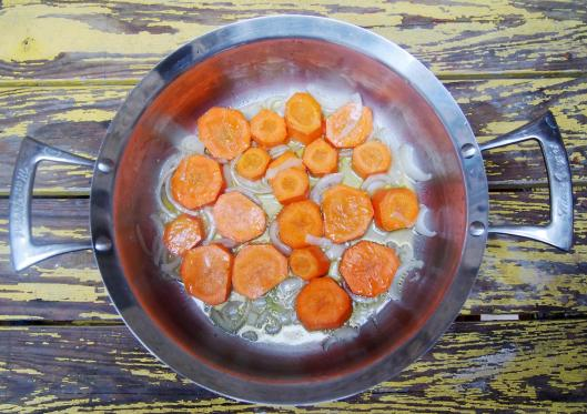 haricots blancs-carottes-végan-sans gluten