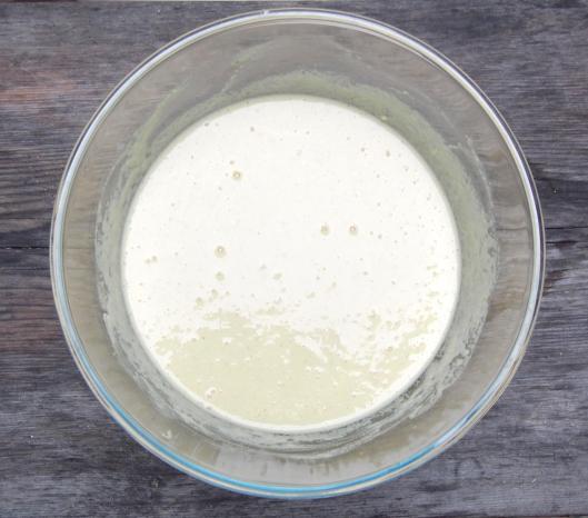 pâte-galette-farine pois chiche-sans gluten-végan