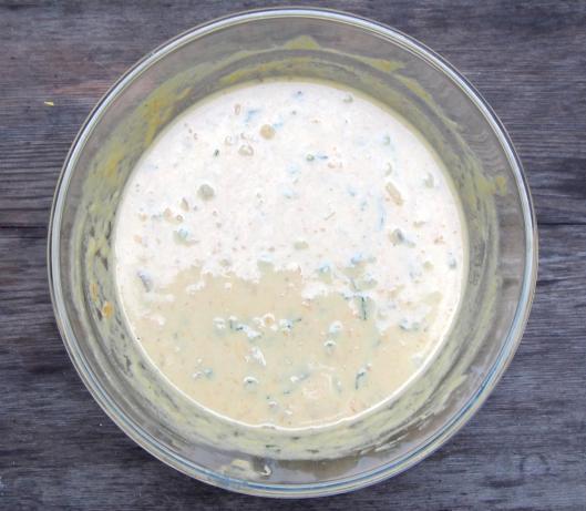 crêpe-farine pois chiche-légume-curry-sans gluten-végan