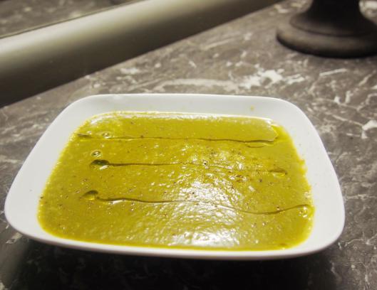 soupe-épinard-sans gluten-végan-combinaisons alimentaires