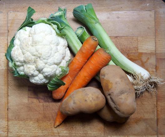 légumes vapeur-combinaisons alimentaires-sans gluten-végan
