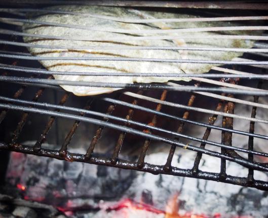 turbot grillé-cheminée-sans gluten-combinaisons alimentaires-blog narbonne