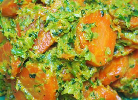 carotte-aillet-curcuma-sans gluten-végan-Narbonne-Halles de Narbonne-blogueuse Narbonne