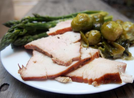 Dinde-sauce d'huitre-sauce soja,combinaisons alimentaires-blog Narbonne-blogueuse Narbonne-Carole Caillaba Suchet