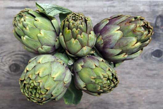 Artichauts violets-moutarde-Belgique-blog Narbonne-blogueuse Narbonne-Carole Caillaba Suchet