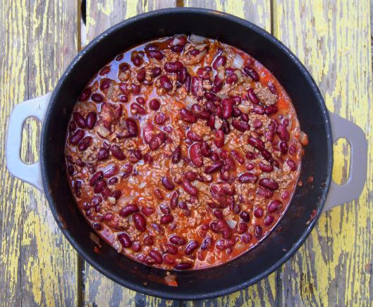 chili con carne-blog Narbonne-blogueuse Narbonne