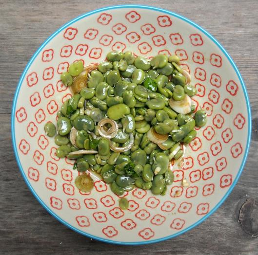 fèves-pot d'Anduze-Catherine Quévremont- Cuisine de Provence-Narbonne-blog Narbonne-blogueuse Narbonne