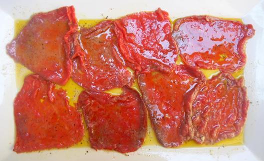 carpaccio-carpaccio de bœuf-parmesan-basilic-citron-Halles de Narbonne-boucherie Dubois-Hall'Dente-blog Narbonne-blogueuse Narbonne-Carole Caillaba Suchet-sans gluten