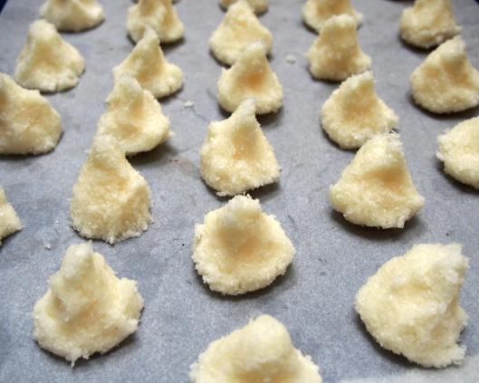 congolais-rocher coco-petit four-dessert-sans gluten-sans amidon-blog Narbonne-blogueuse Narbonne