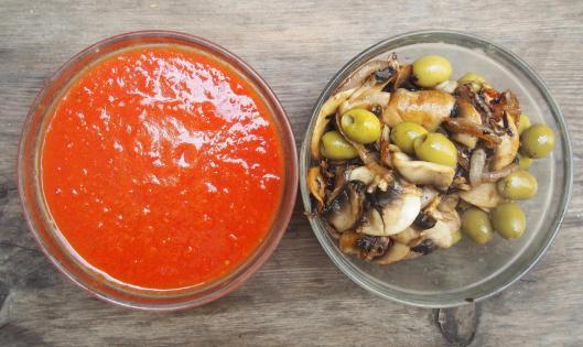 protéines de soja texturées-bolets de picolats-végan-sans gluten-combinaisons alimentaires-blog Narbonne-blogueuse Narbonnaise