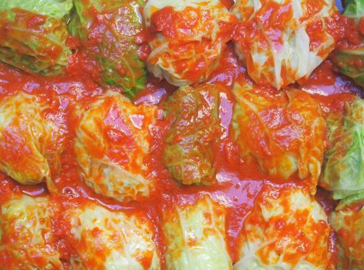 chou farci-sans gluten-combinaisons alimentaires-blog Narbonne-blogueuse Narbonne