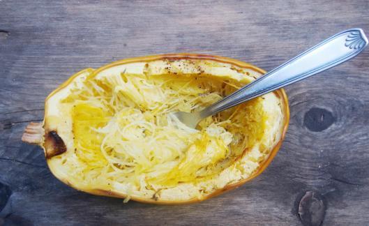 courge spaghettis-sans gluten-sauce bolognaise-combinaisons alimentaires-blog Narbonne-blogueuse Narbonne