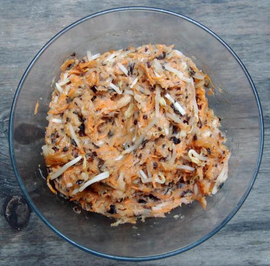 chou farci-nems-sans gluten-sans amidon-combinaisons alimentaires-blog Narbonne-blogueuse Narbonne