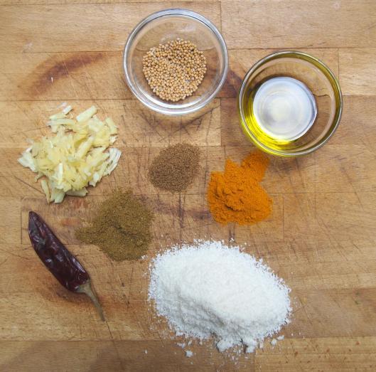 curry de potiron- toor dhal-pois d'angole décortiqué-sans gluten-végan-blog Narbonne-blogueuse Narbonne